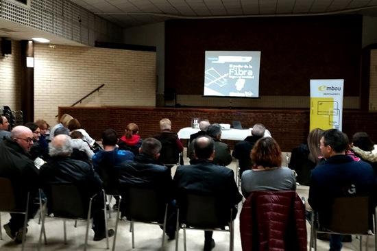 """La fibra óptica llega a numerosos municipios de Huesca con el plan """"Huesca en Banda Ancha"""""""
